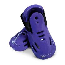 whistlekick Karate Sparring Foot Gear for Karate/Taekwondo Martial Arts Industry Best Warranty - No Toe Strap