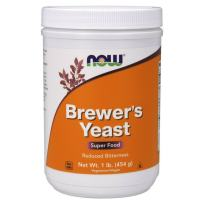NOW Foods Brewer's Yeast, 1-Pound