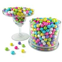 Color It Candy Shimmer Spring Mix Sixlets 2 Lb Bag - Perfect For Table Centerpieces, Weddings, Birthdays, Candy Buffets, & Party Favors.