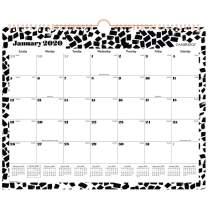 "2020 Wall Calendar, Cambridge Monthly Calendar, 15"" x 12"", Medium, Dab (W1166-707)"