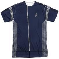 Popfunk Star Trek Discovery Uniform T Shirt- Adult Short Sleeve T Shirt