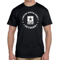 US Army Veteran T-Shirt with US Army Logo