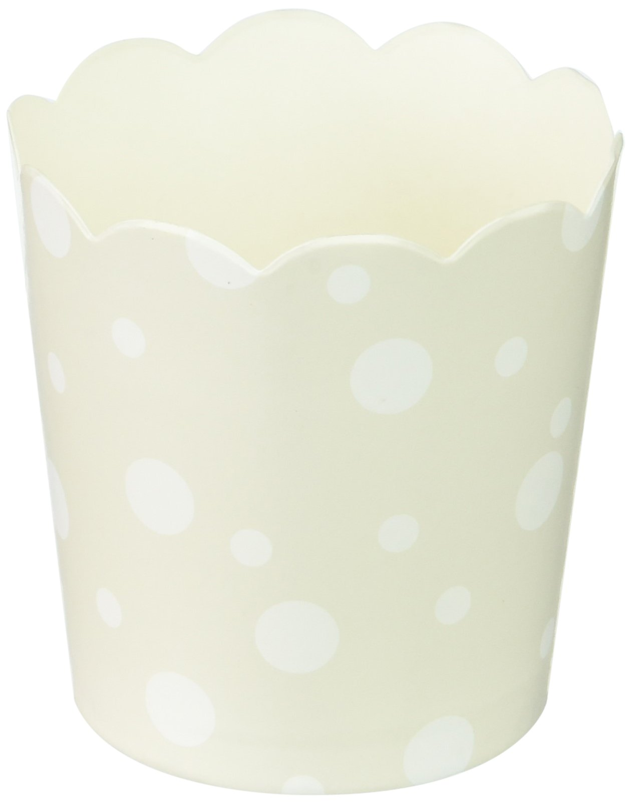 Simply Baked CPT-108 Paper Baking Cup, 20-Pack, Pearl Dot
