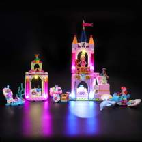 BRIKSMAX Led Lighting Kit for Aurora, Ariel and Tiana's Royal Celebration - Compatible with Lego 41162 Building Blocks Model- Not Include The Lego Set