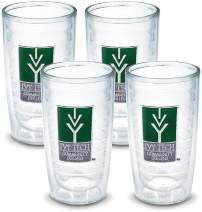 Tervis 1052747 Ivy Tech Cc Emblem Tumbler, Set of 4, 16 oz, Clear