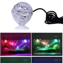 Supyouleg LED Aquarium Light Fixtures Small Gallon Submersible Planted Fish Tank Lights for Saltwater and Freshwater Aquariums
