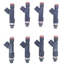 JESBEN FJ1166 8pcs Set Fuel Injectors 6 Holes Nozzles Replacement for F-150 F-250 F-350 Super Duty 6.2L-V8 2011-2015 AL3E-F7A AL3E-9F593-F7A