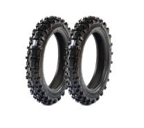 ProTrax HD Tough Front-Rear 2.50-10 in Tire Combo
