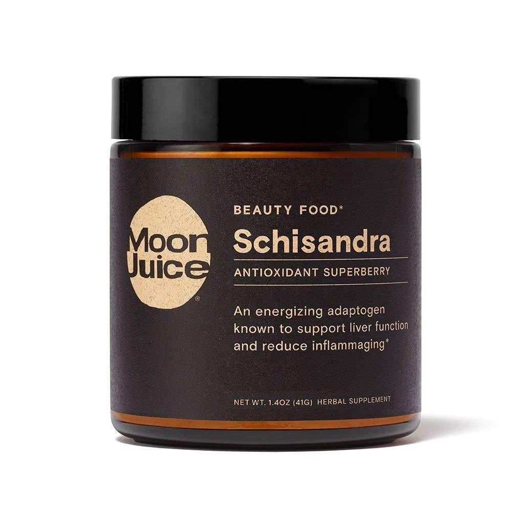 Moon Juice - Schisandra   Adaptogenic Superberry Supplement   Non GMO   Organic