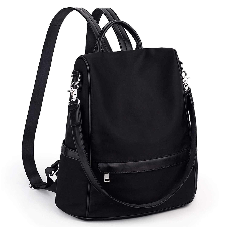 Anti-Theft Backpack Purse for Women Water Resistent Girls Rucksack School Bookbag Travel Shoulder Purse