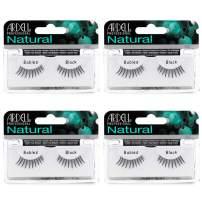 Ardell Natural Lashes False Eyelashes Babies Black (4 pack)