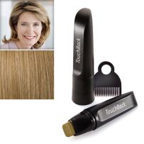 TouchBack PRO Gray Root Touch Up Marker Applicator - Real Hair Color Ash Blonde
