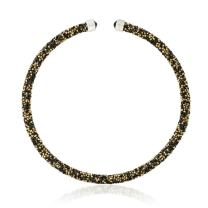 Matashi Crystals Choker Party Wear Necklace for Women, Girls, Mothers Day, Weeding, Birthday