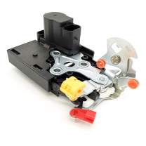 Power Door Lock Actuator w/Latch Assembly for 00-06 AVALANCHE SILVERADO SUBURBAN SIERRA YUKON w/o Keyless Entry (Front Right) 72085