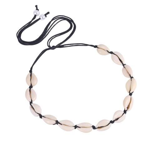 Puka shell choker cowrie choker seashell necklaces seashell jewelry bohochic jewelry boho hippie style beach accessories summer necklace