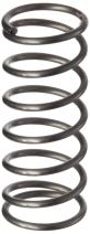 Compression Spring, Stainless Steel, Metric, 4.4 mm OD, 0.4 mm Wire Size, 4.09 mm Compressed Length, 11 mm Free Length, 4.36 N Load Capacity, 0.62 N/mm Spring Rate (Pack of 10)