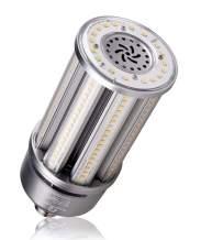54 Watt LED Corn Light Bulb - 7400 Lumens - 6KV Surge - Aries S Series LED Corn Light Bulb - Mogul E39 Base – 5000K Pure White - Replacement for 125-175 watt HID/HPS/Metal Halide - UL & DLC 5