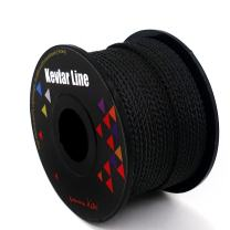 emma kites 100% Braided Kevlar Line String Tensile Option High Strength for Outdoor Activities Tactical Survival General Purpose