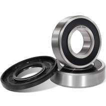 131525500 Front Load Washer Tub Bearings and Seal Kit, Replacement for Kenmore, Frigidaire, GE, 131275200, 131462800, 407639, AP2578105, B018HFK0A4 Etc.