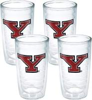 Tervis Youngstown State University Emblem Tumbler, Set of 4, 16 oz, Clear - 1045965