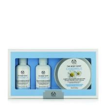 The Body Shop Camomile Makeup Remover Gift Set, 10.5822 Ounce