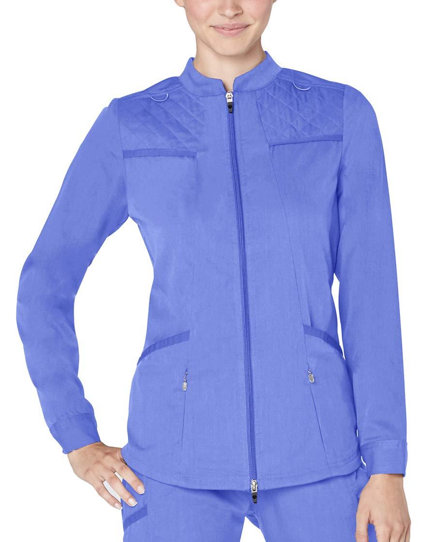 Adar Responsive Scrubs for Women - Warm Up Scrub Jacket