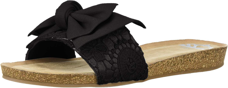Fergie Women's Mallory Flat Sandal