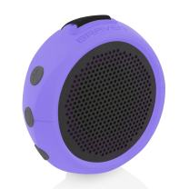 Braven 105 Wireless Portable Bluetooth Speaker [Waterproof][Outdoor][8 Hour Playtime] with Action Mount/Stand - Periwinkle