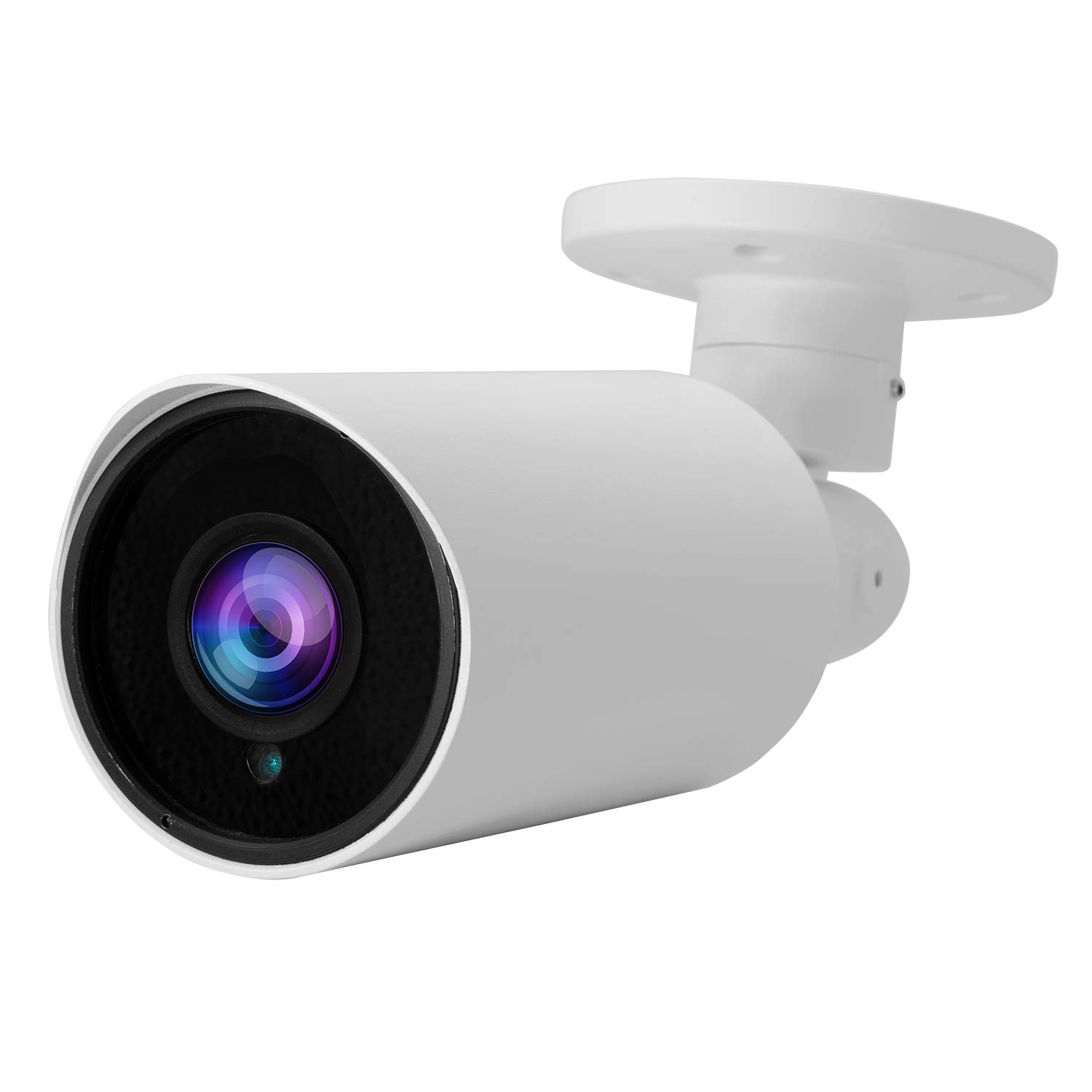Evertech 1080P HD Bullet Security Camera Day Night Vision Outdoor Indoor 2.8-12 mm Manual Zoom Compatible w/AHD TVI CVI and Traditional Analog DVRs