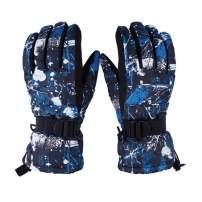 BARHOMO Winter Gloves Non-Slip Ski Gloves Outdoor Thicker Warmest Gloves Winter Cycling Gloves