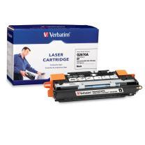 Verbatim Remanufactured Toner Cartridge Replacement for HP Q2670A (Black)