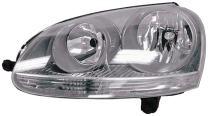Dorman 1592146 Driver Side Headlight Assembly For Select Volkswagen Models