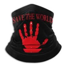 Coro-navirus Non Slip Seamless Dust Men & Women Face Mask for Outdoor Sports Neck Gaiter Cover Scarf Bandana Balaclava