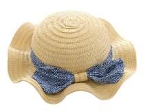Baby Sun Hat UPF 50+ UV Sun Protection Cotton Wide Brim Hat
