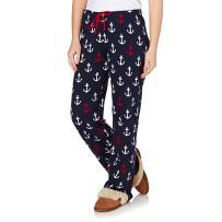 Little Blue House by Hatley Women's Classic Jersey Pajama Pants