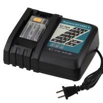 Replacement Makita Charger DC18RC Li-Ion Battery Charger with LED Screen for Makita 14.4V-18V Lithium-ion battery BL1830 BL1840 BL1850 BL1815