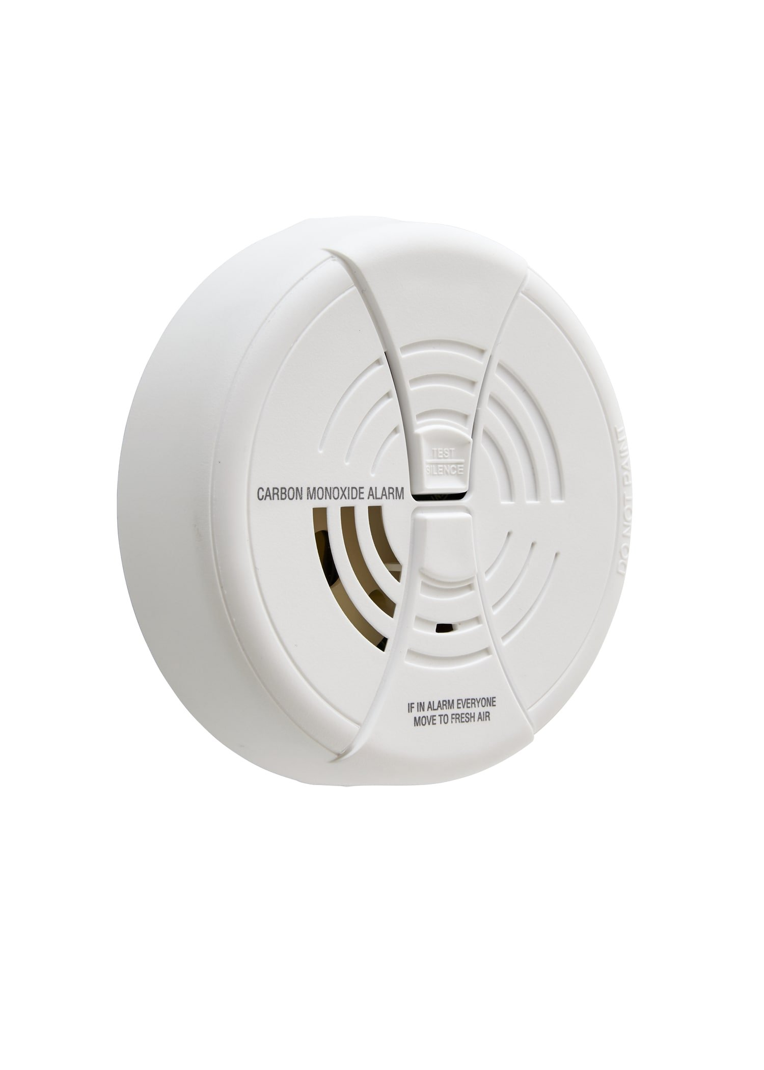 First Alert Carbon Monoxide Alarm    BRK CO250 Battery Operated Carbon Monoxide Detector With 9-Volt Battery & Two Silence Features