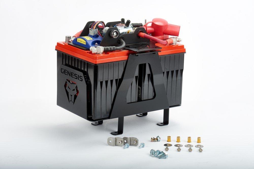 Genesis Offroad Dual Battery Kit for 2010-2020 Toyota 4Runner