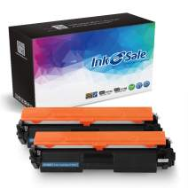 INK E-SALE Compatible Toner Cartridge Replacement for HP 30X CF230X (Black,2-Pack) for use with HP Laserjet M203d M203dn M203dw HP Laserjet Pro MFP M227fdn M227fdw M227sdn CF230A 30A Toner Printer