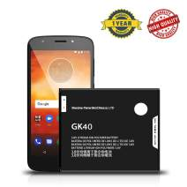 for Motorola Moto G Play(4th Gen) XT1607 Replacement Battery GK40