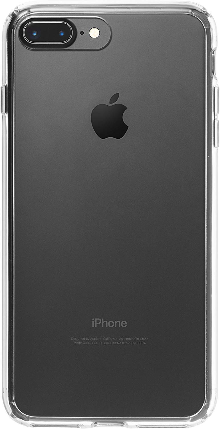 AmazonBasics Case for iPhone 7 Plus - Clear