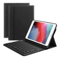 iPad Mini 5 / Mini 4 Keyboard, Fansteck Keyboard Case for iPad Mini 5 2019(5th Gen)/iPad Mini 4 2015, Ultra Thin Bluetooth Keyboard Case with Pencil Holder, Strong Magnetic Stable Stand at Both Ends