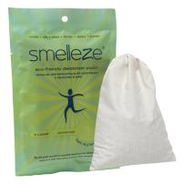 SMELLEZE Reusable Paint Odor Remover Deodorizer Pouch: Gets Fumes Out Without Scents in 150 Sq. Ft.