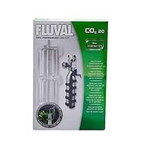 Fluval Mini Pressurized CO2 Kit, CO2 Supplement for Planted Aquariums, 20 grams, A7540