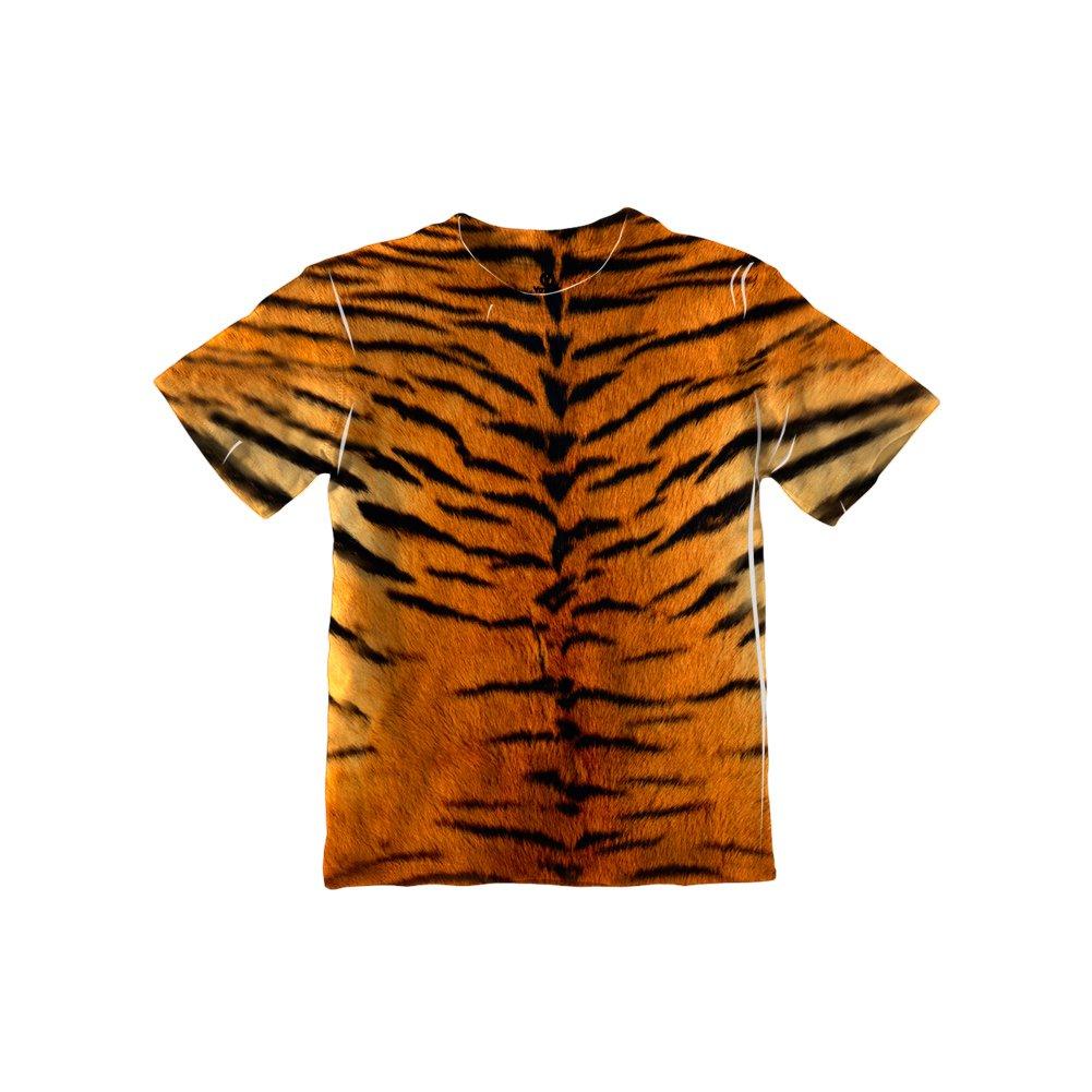 Yizzam- Tiger Skin -Tshirt- Kids Shirt