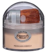 Physicians Formula Mineral Wear Loose Powder, Translucent Medium, 0.49 Ounce