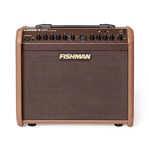Fishman Loudbox Mini Charge 60-Watt Battery Powered Acoustic Combo Amp