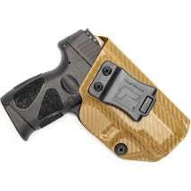 Tulster IWB Profile Holster in Right Hand fits: Taurus PT111 G2/G2c