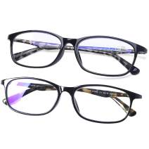 Computer Reading Glasses Blue Light Blocking Readers for Men and Women
