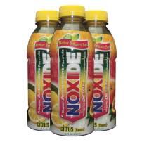 NOXIDE Detox Super Antioxidant Body New Formula with Turmeric Root & Milk Thistle   Liver Cleansing (Citrus) 3 Pack (48oz Total)